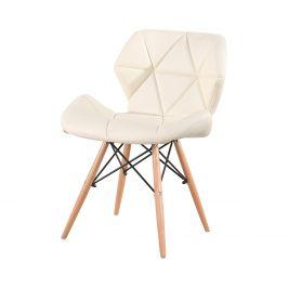 Jídelní židle ALFA bílá