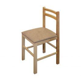 Jídelní židle MIRA buk/světle hnědá Židle do jídelny