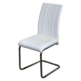 Jídelní židle SWING bílá