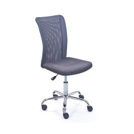 Kancelářská židle BONNIE šedá