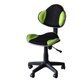 Židle NOVA zelená K17 Kancelářské křeslo