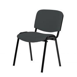 Židle VISI šedá K27 Kancelářské křeslo