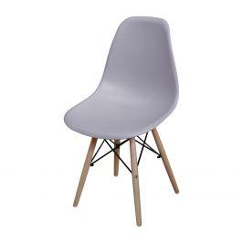 Jídelní židle UNO šedá Židle do jídelny