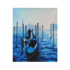 Obraz - Sami na moři
