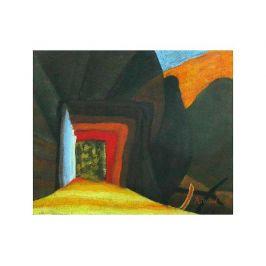 Obraz - Cesta do skály