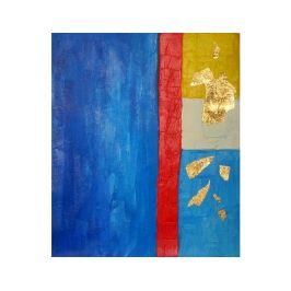 Obraz - Modrá řeka