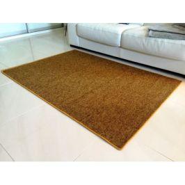 Kusový koberec Modena zlatohnědá