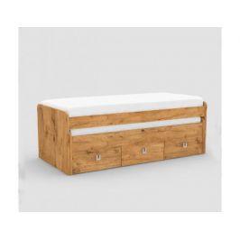 Dětská postel s přistýlkou Rea Teeny 2