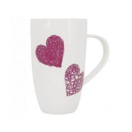 Hrnek Hearts C, 600 ml