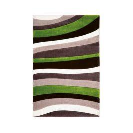 Kusový koberec Moderno 904 grey-green stripe