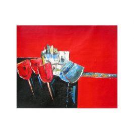 Obraz - Zámek na skále