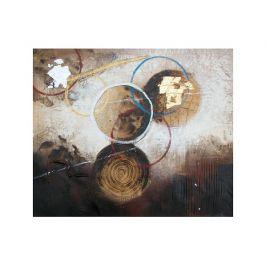 Obraz - Hnědé koule