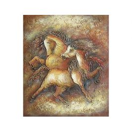 Obraz - Koně nostalgická vzpomínka