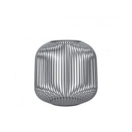 Lucerna - střední, ocelově šedá