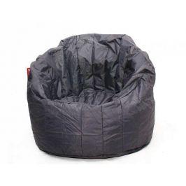 Tmavě šedý sedací vak BeanBag Lumin Chair