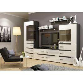 Obývací stěna VIGO bílá