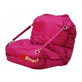 Sedací pytel BeanBag comfort-pink
