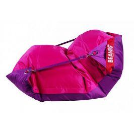 Sedací pytel BeanBag duo-pink-purple