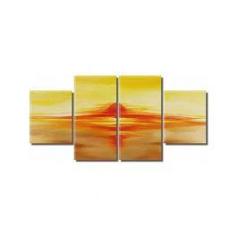 Vícedílné obrazy - Východ slunce