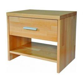 Masivní noční stolek TNS2