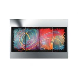 Vícedílné obrazy - Barvy
