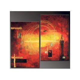Vícedílné obrazy - V záři slunce