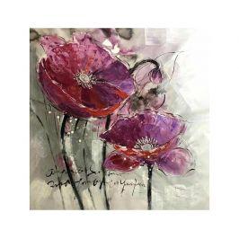 Obraz - Fialové květy