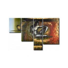 Vícedílné obrazy - Póza Dekorační obraz do bytu