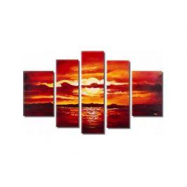 Obrazový set - Rudé moře