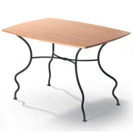Kovaný stůl Santamonica
