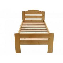 Dřevěná postel Diana jednolůžková