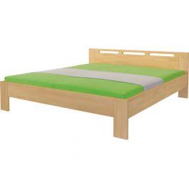 Masivní postel Velia