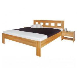 Jednolůžková masivní postel Silvana