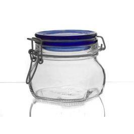 BANQUET Dóza Fido 0,5l, Blue