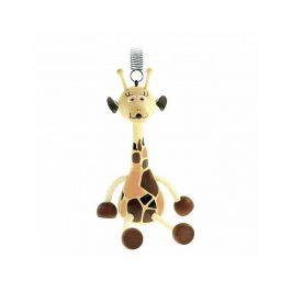 Žirafa na pružině