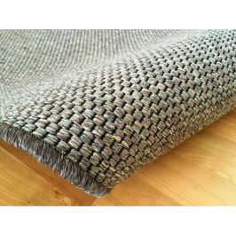 Kusový koberec Nature tmavě béžová