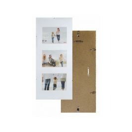 CLIP FIX galerie 3 fotky Dekorační obraz do bytu
