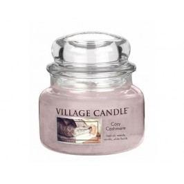 Vonná svíčka ve skle Kašmírové pohlazení-Cozy Cashmere, 11oz