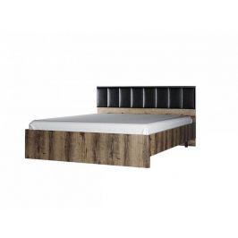 Čalouněná postel s úložným prostorem Jagger 160