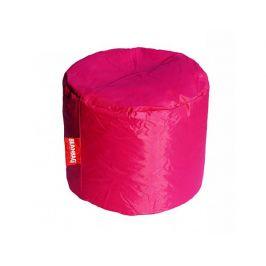 Růžový sedací vak BeanBag Roller