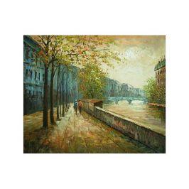 Obraz - Podzimní promenáda