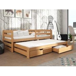 Dětská postel 90 cm