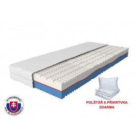 Pěnová matrace Excelent 200x90 cm (T3/T4) *polštář+prikrývka ZDARMA