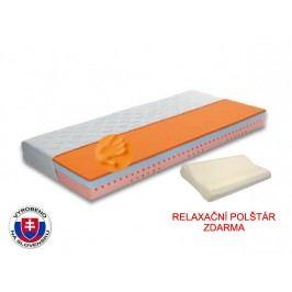 Pěnová matrace Dream Lux 200x80 cm (T3) *polštář ZDARMA