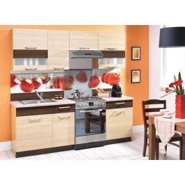 Kuchyně Modena 220 cm