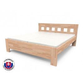 Manželská postel 220x140 cm Jana Senior