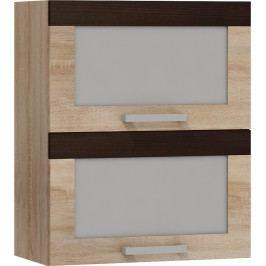 Horní kuchyňská skříňka Milo W60/PZ