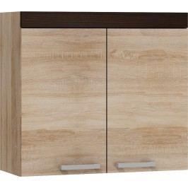 Horní kuchyňská skříňka Milo W80/S