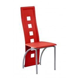 Jídelní židle K4 M červená