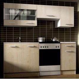 Kuchyně Dominika 180 cm Kuchyňská linky